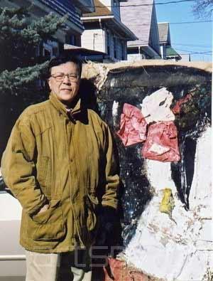 El artista chino estafador