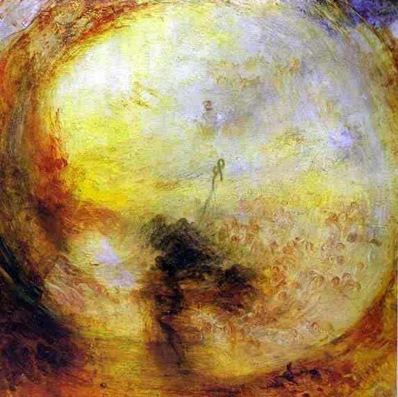 """William Turner """"Luz y color"""""""