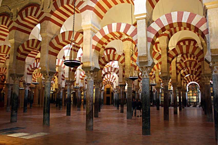 Mezquita Catedral de Córdoba - Bosque Columnas