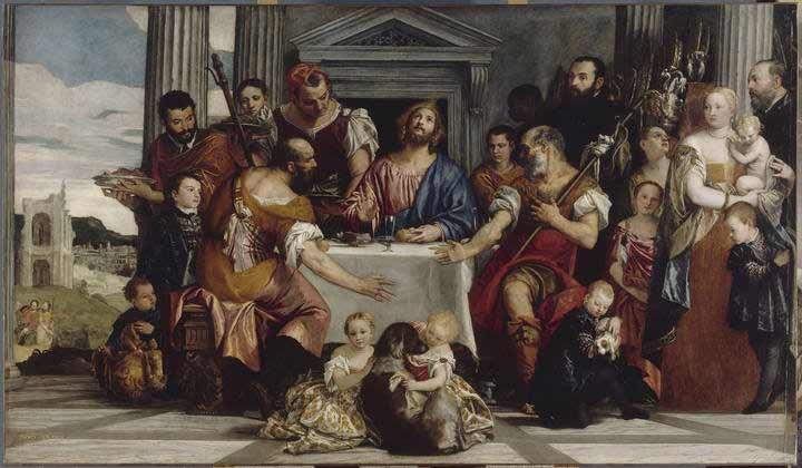 Veronese, Cena de Emaus