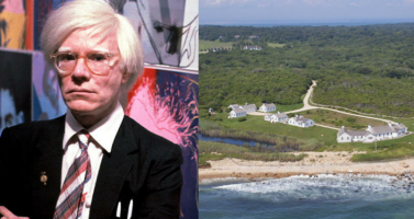 Andy Warhol - Casa Los Hamptons