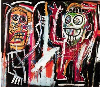 Basquiat - Dustheads, 1982