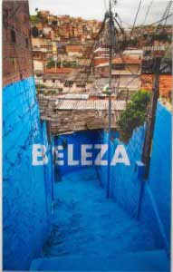 Boamistura - ArtWork Luz Nas Vielas Expo BELEZA