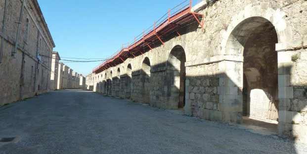 Castillo de San Fernando de Figueres, Gerona