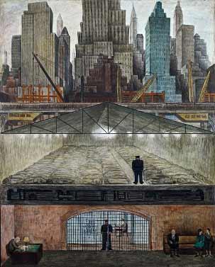 Diego Rivera - Fondos congelados