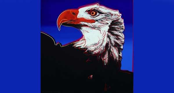 Andy Warhol-Águila