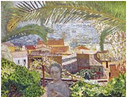 Pierre Bonnard -La palmera