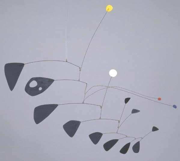 Tate Modern; Alexander Calder: Performing Sculpture