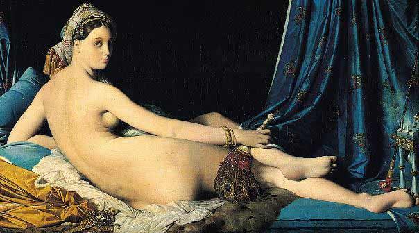 Jean-Auguste-Dominique Ingres; Museo del Prado