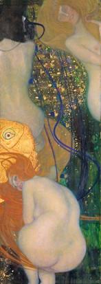 Gustav klimt - Goldfische, 1901-02