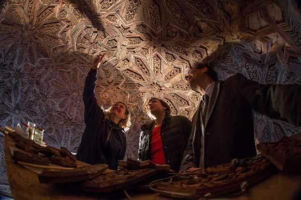 La Alhambra - nuevo descubrimiento