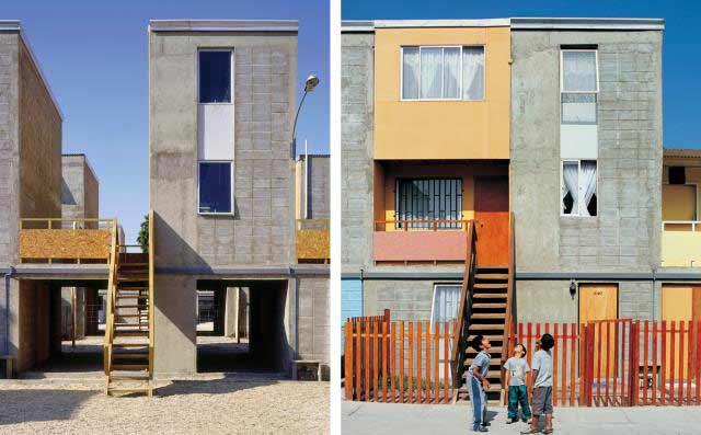 Arquitecto Alejandro Aravena - Proyecto Quinta Monroy