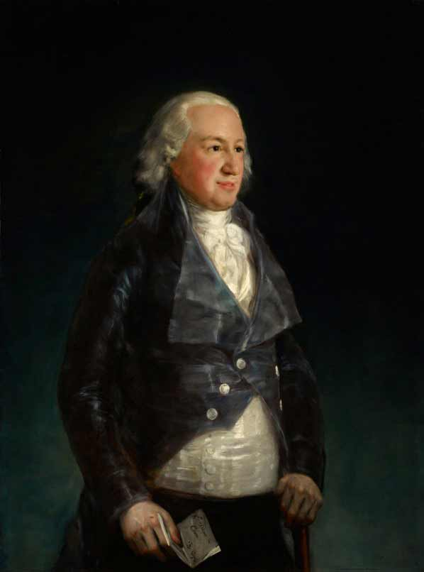 Francisco de Goya - Don Pedro de Alcántara Téllez-Girón y Pacheco, IX Duque de Osuna, h. 1798; Óleo sobre lienzo. 113 x 83,2 cm. Nueva York, The Frick Collection, Purchase, 1943 ©The Frick Collection