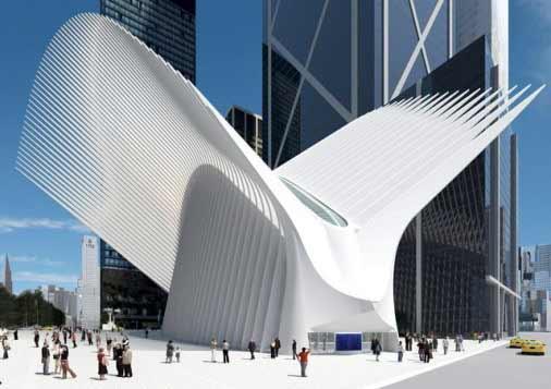 Santiago Calatrava - Oculus