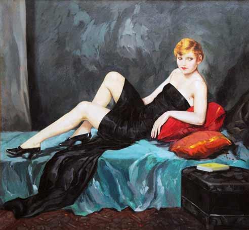 Enrique Ochoa - Cosmopolita, 155 x 165 cm