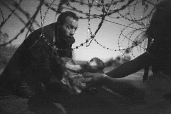 Warren Richardson - World Press Photo