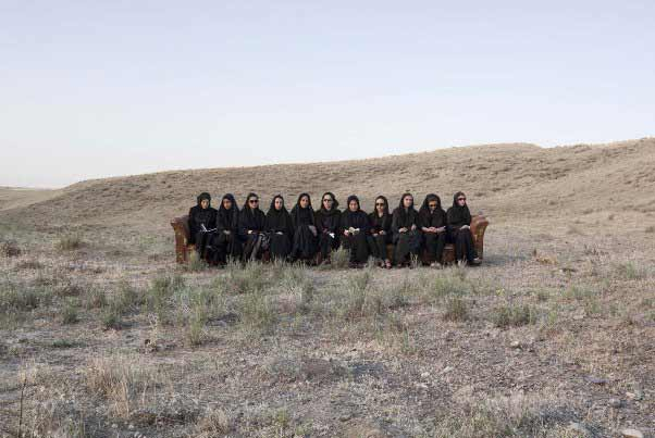 Gohar Dashti - Iran, Untitled3