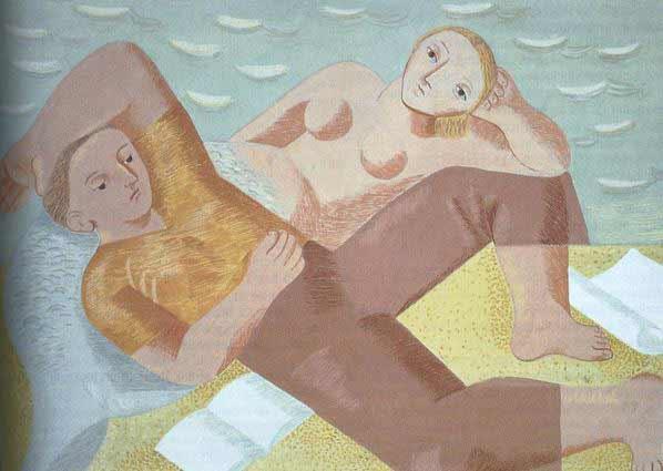 Norah Borges - El marinero y la sirena, 1931