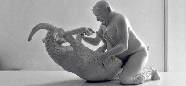 Bernardi Roig Fauno in love 2014