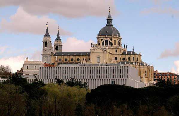 Museo de la Colecciones Reales de Madrid