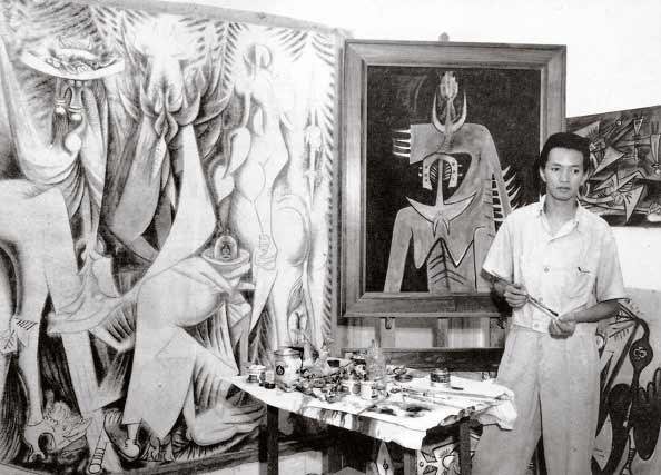 Wifredo Lam, 1947