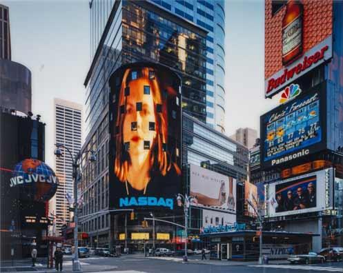 Thomas Struth - Times Square, NY, 2000