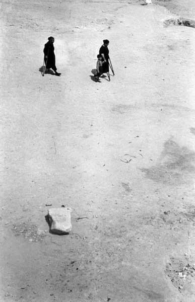 Carlos Pérez Siquier - La Chanca, Almería, 1957