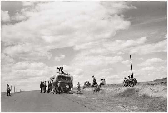 Pompidou, Bernard Plossu - Mexique (le voyage mexicain), 1966