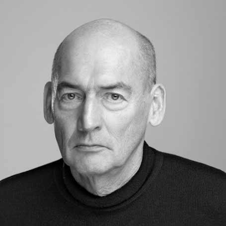 El arquitecto Rem Koolhaas