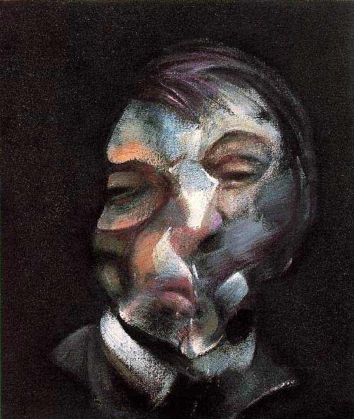 Francis Bacon - Autoretrato, 1971