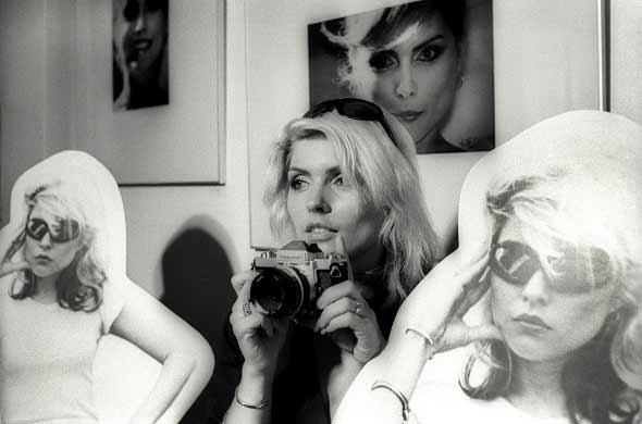 Martyn Goddard - Blondie