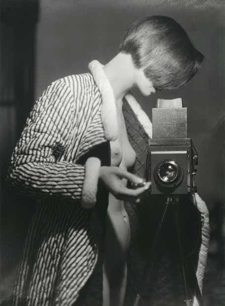 Marianne Breslauer - autoretrato, Berlín, 1933