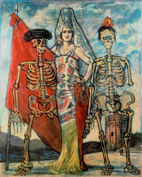 Francis Picabia - La revolución española, 1937