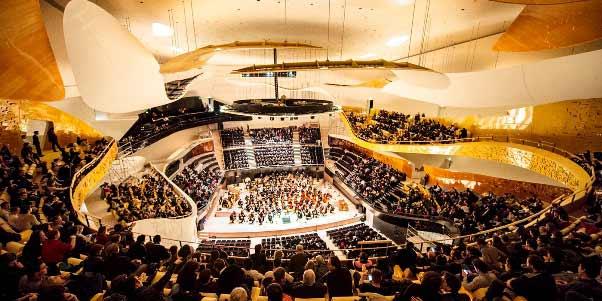 Jean Nouvel - Philharmonie de París