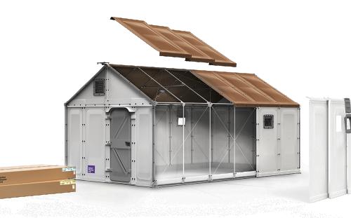 Ikea - casas para campos de refugiados