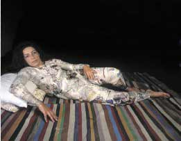 Raeda Saadeh - Who will make me real?, 2003, Courtesy of the artist and Rose Issa Projects
