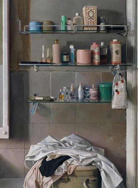 Isabel Quintanilla - Cuarto de baño,1968