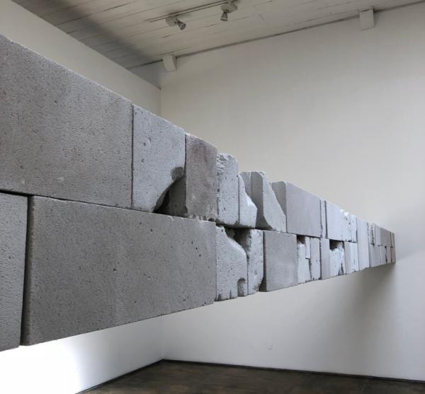 ARCO Lisboa 2018. Obra de la artista Fernanda Fragateiro en Baginski Galeria / Projectos de Lisboa.