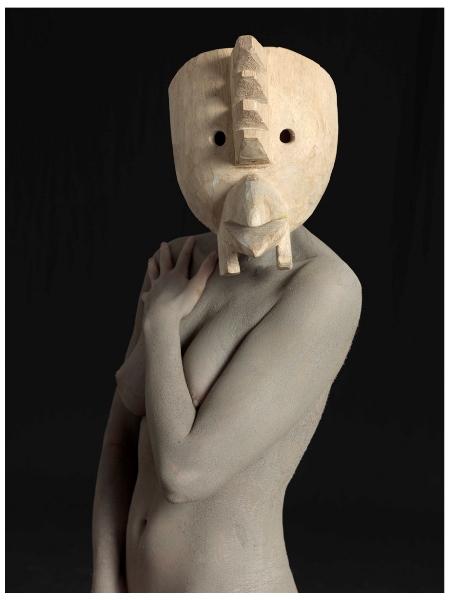 """Isabel Muñoz – de la serie """"Mitologías"""", 2012 © Isabel Muñoz."""