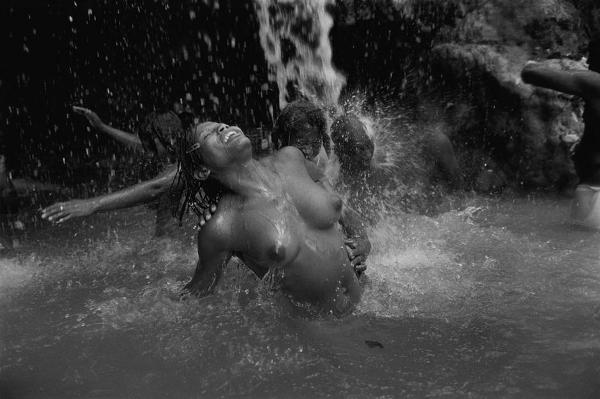 Cristina García Rodero – Saint Yves Baconois, Haiti. © Cristina García Rodero/Magnum Photos.