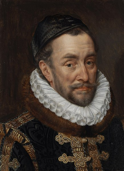 Adriaen Thomasz Key - Guillermo de Orange, el Taciturno, 1580. Rijksmuseum, Ámsterdam.