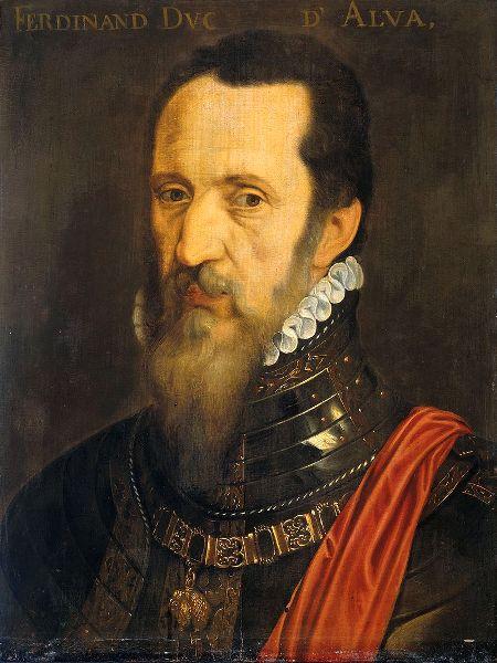 Willem Key - El Gran Duque de Alba. Rijksmuseum, Ámsterdam.