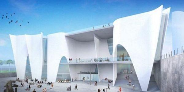 Toyo Ito - Futuro proyecto del Hermitage en Barcelona.