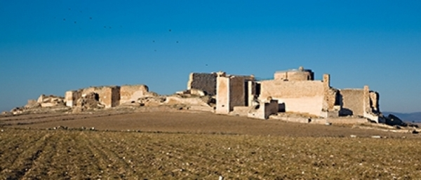 Yacimiento arqueológico de Calatrava la Vieja.