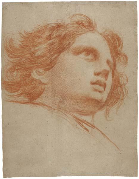 Goya - Cabeza de ángel.