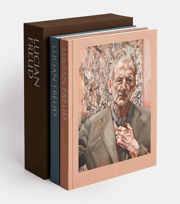 Lucian Freud - Catalogo Phaidon.