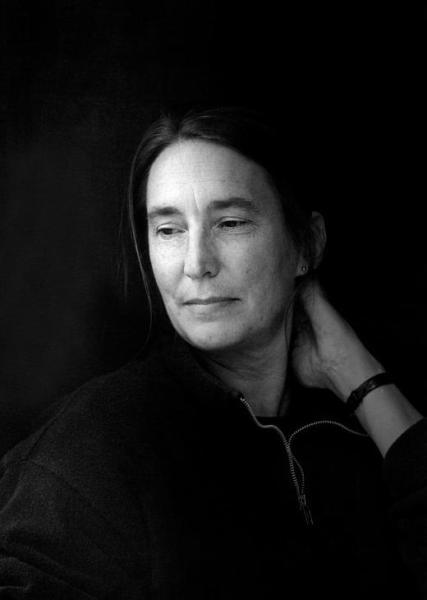 Jenny Holzer - Retrato de Jenny Holzer. Foto: Nanda Lanfranco.