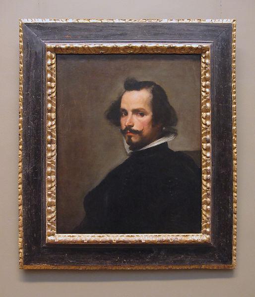 «Portrait of a man» («Retrato de hombre»), atribuido a Velázquez - Metropolitan Museum, Nueva York.