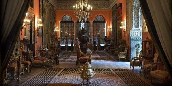 Uno de los salones del Palacio de Liria en Madrid. (efe | archivo ).
