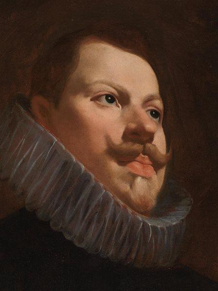 Velázquez – Retrato de Felipe III, 1627. Óleo sobre lienzo. Donación William B. Jordan a American Friends of the Prado Museum.